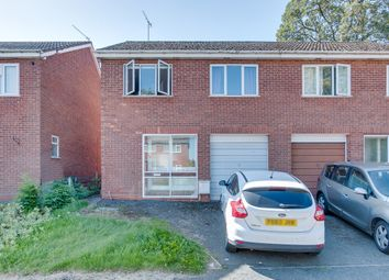 Thumbnail 3 bed semi-detached house for sale in Prospect Hill, Redditch