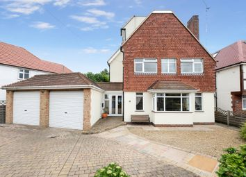 Thumbnail 4 bedroom detached house for sale in Lynton Avenue, St. Mary Cray, Orpington