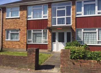 Thumbnail 1 bed flat to rent in Felpham Court, Llanover Road, Wembley
