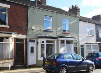 Thumbnail 2 bedroom terraced house to rent in Victoria Street, Stoke-On-Trent