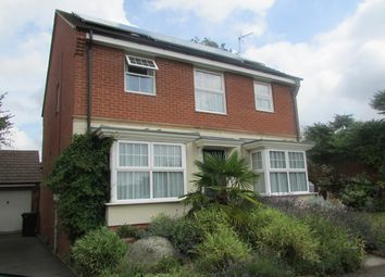Thumbnail 4 bed detached house for sale in Hillside Gardens, Wittering