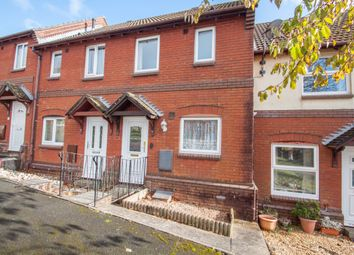 Thumbnail 2 bed terraced house for sale in Rosehip Close, Woolwell, Plymouth