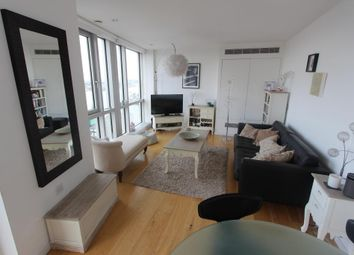 Thumbnail 1 bed flat to rent in Fairmount Avenue, Canary Wharf, London