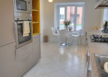 Thumbnail 3 bed detached house for sale in Strother Way, Cramlington