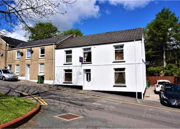 Thumbnail 3 bed end terrace house for sale in Market Street, Tredegar