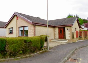Thumbnail 3 bed detached bungalow for sale in Cleddans View, Airdrie