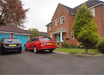 Thumbnail 5 bed detached house for sale in Fountains Close, Ashford