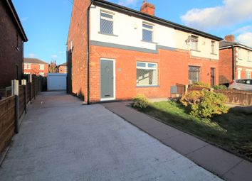 Thumbnail 3 bed semi-detached house for sale in Warwick Road, Atherton, Manchester