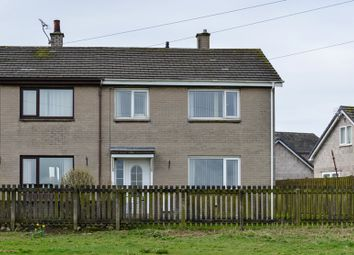 Thumbnail 3 bed town house for sale in Main Street, Dearham, Cumbria