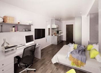 1 bed flat for sale in One Islington Plaza Student Studios, Devon Street, Liverpool L3