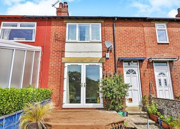 Thumbnail 2 bed terraced house for sale in Throstle Mount, Luddendenfoot, Halifax
