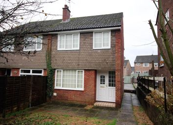Thumbnail 3 bed semi-detached house for sale in Claremont, Malpas, Newport