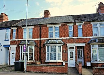 Thumbnail 3 bed terraced house for sale in Marshalls Road, Wellingborough