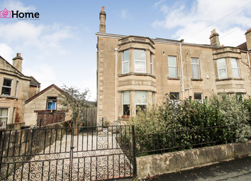 Thumbnail 4 bed maisonette for sale in Lower Oldfield Park, Bath