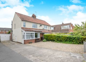 Thumbnail 2 bed semi-detached house for sale in Usher Lane, Haxby, York