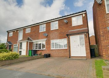 Thumbnail 3 bed end terrace house for sale in Caldecot Way, Broxbourne
