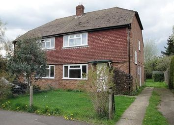 Thumbnail 3 bed property to rent in Wood Road, Godalming