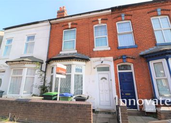 2 bed terraced house for sale in Sycamore Road, Edgbaston, Birmingham B66