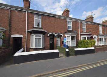 Thumbnail 3 bed terraced house to rent in Grovehill Road, Beverley
