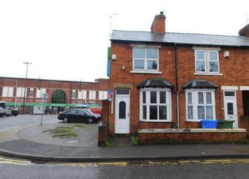 Thumbnail 3 bedroom end terrace house to rent in Union Street, Mansfield