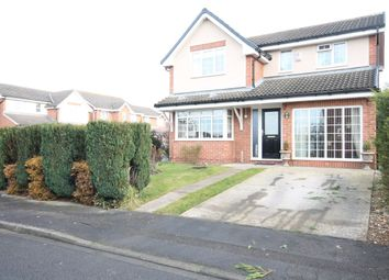 Thumbnail 4 bed detached house to rent in Alfriston Close, Ingleby Barwick, Stockton-On-Tees