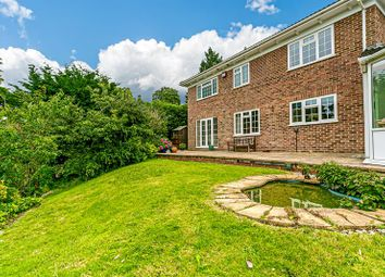 Thumbnail 4 bed detached house for sale in Leacroft Close, Kenley