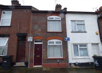 Thumbnail 2 bedroom terraced house for sale in Arthur Street, Luton