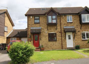 Thumbnail 4 bed semi-detached house for sale in Vane Road, Thame, Oxon
