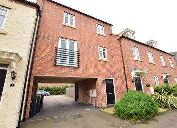 Thumbnail 2 bed maisonette to rent in Severus Crescent, North Hykeham, Lincoln