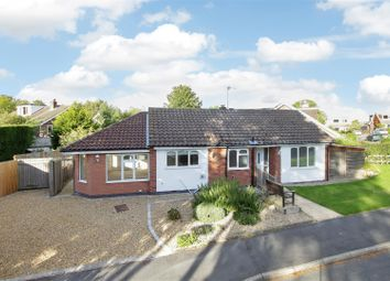 Thumbnail 2 bed detached bungalow for sale in Croft Gardens, Old Dalby, Melton Mowbray