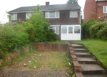 Thumbnail 3 bed semi-detached house to rent in Hickfarm Rise, High Wycombe
