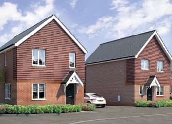 Thumbnail 1 bedroom detached house for sale in Cresswell Park, Angwering, West Sussex