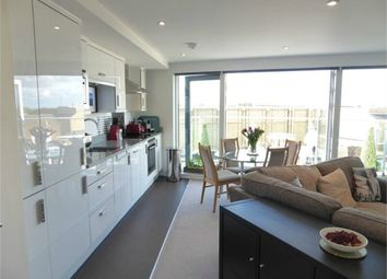 Thumbnail 1 bed flat to rent in Waterside, Thames Street, Staines Upon Thames