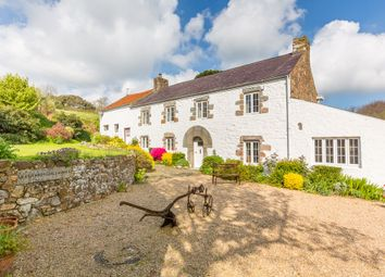 Thumbnail 5 bed farmhouse for sale in Courtil Ronchin, St. Andrew, Guernsey