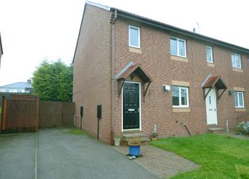 Thumbnail 3 bedroom semi-detached house for sale in Westlea View, Clowne, Chesterfield