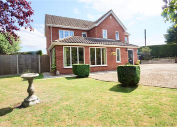 Thumbnail 3 bed detached house for sale in Sleaford Road, Wellingore