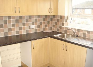 Thumbnail 1 bedroom flat to rent in Hallcroft Gardens, Newport, Shropshire