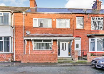 Thumbnail 3 bed terraced house for sale in Church Lane, Ferryhill, Durham