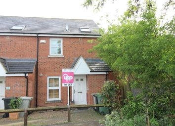 Thumbnail 3 bed end terrace house to rent in Graffham Drive, Oakham
