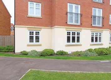 Thumbnail 2 bed flat to rent in Tilia Way, Bourne