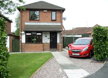 Thumbnail 3 bed detached house for sale in Cantley Road, Riddings, Alfreton