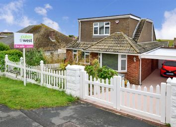 Thumbnail 4 bed detached bungalow for sale in Rodmell Avenue, Saltdean, Brighton, East Sussex