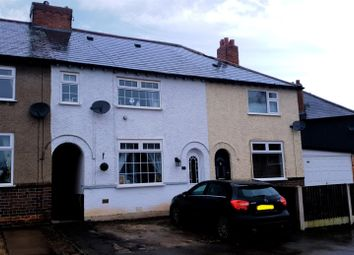 Thumbnail 2 bed terraced house for sale in Victor Crescent, Sandiacre, Nottingham