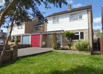 Thumbnail 4 bed detached house for sale in Fane Close, Bicester