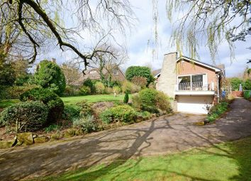 Thumbnail 3 bed bungalow for sale in Dore Road, Dore, Sheffield