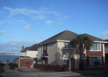 Thumbnail 1 bedroom flat to rent in Cliff Mews, Cliff Road, Paignton