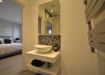 Thumbnail 2 bedroom flat for sale in Park Road, Peterborough