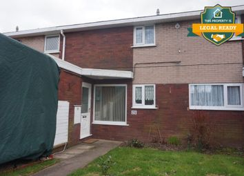 Thumbnail 3 bed terraced house for sale in Windmill Close, Gillway Lane, Tamworth
