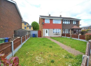 Thumbnail 3 bedroom semi-detached house for sale in Church Road, Tilbury
