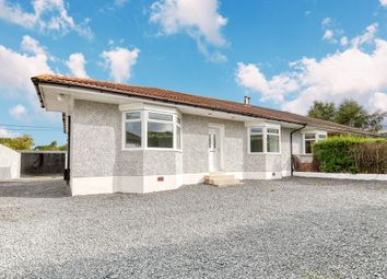 Thumbnail 3 bedroom semi-detached bungalow for sale in 21 Auchinairn Road, Bishopbriggs